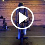 Pro Triathlete Michiel de Wilde performs INSCYD (FatMax) test