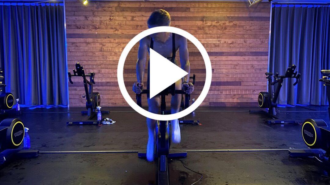 Pro Triathlete Michiel de Wilde performs INSCYD (FatMax) test