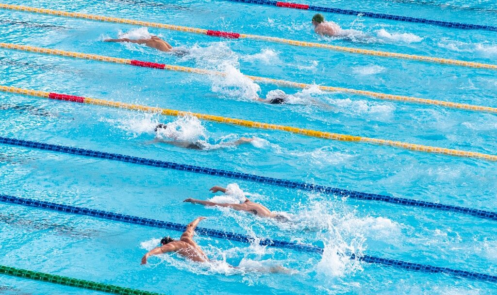 Can strength training improve swimming performance